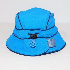 Calikids Boys Blue UV Bucket Hat XS 0-6 Months